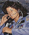 The late Sally Ride